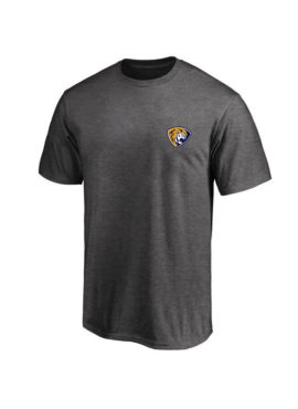 Men's Pro Line Gray Victory Arch T-Shirt